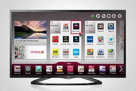 ASK Direct - LG 55inch Full HD Smart LED TV - Save 19%