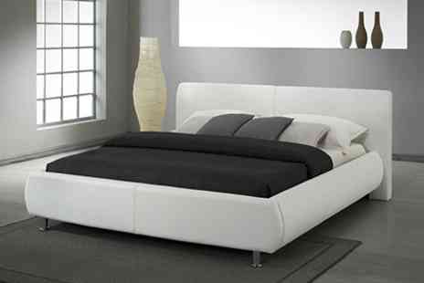 Sleep Design - Candyce Designer Bedframe - Save 26%