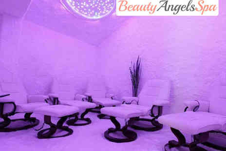Beauty Angels Spa - One Hour Salt Air Therapy Sessions - Save 51%