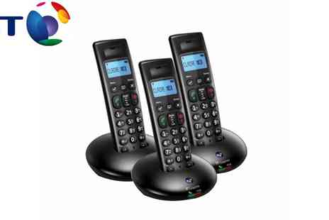 Ask Electronics - Get a Set of BT Cordless Telephones - Save 60%