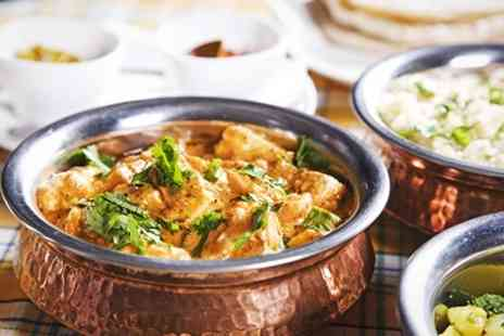 Bollywood Lounge - Indian Meal For Two - Save 66%