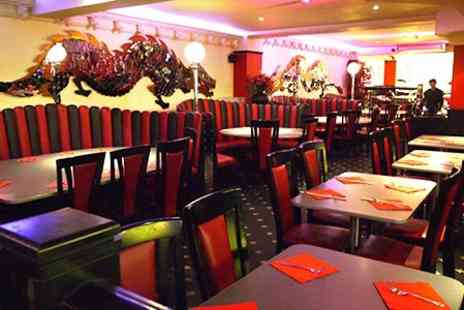 Dragon Kiss - All You Can Eat Chinese Buffet - Save 50%