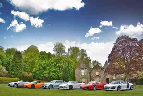 Supercars Scotland - Supercar Driving or Passenger Experience - Save 78%