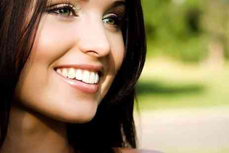 The Perfect Smile - Dental Exam, Scale and Polish - Save 81%