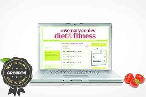Rosemary Conley Diet - Online Membership - Save 65%