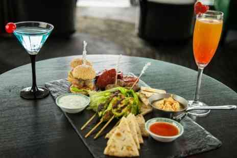 Hotel Verta - Sharing Platter and Cocktails For Two - Save 57%