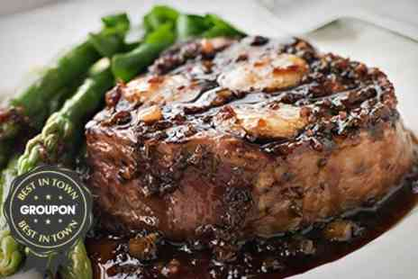 Pranzare - Fillet Steak Meal For Two - Save 58%