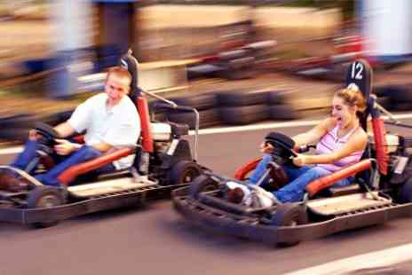 Great Yarmouth Indoor Karting - 30 Minute Karting Session - Save 58%