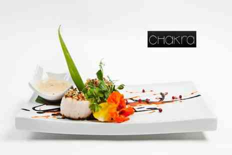 Chakra - Two people to spend on delicious Indian lunch - Save 62%