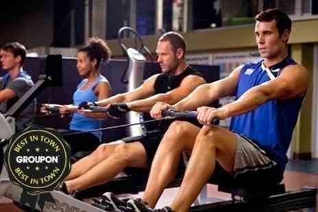 LA Fitness - Ten Individual Day Passes Including Exercise Classes - Save 87%
