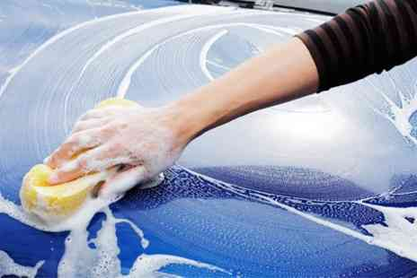 Best Hand Carwash - Car Valet Including Wash and Polish - Save 52%