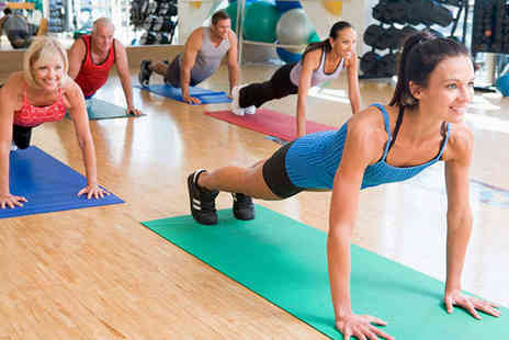 Fit Body Boot Camp - One Month of Boot Camp Membership with Unlimited Classes - Save 86%