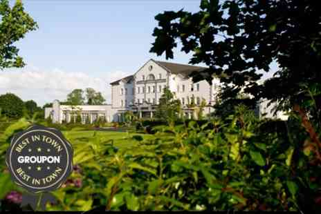 Slieve Russell Hotel - Two Night Stay For Two With Afternoon Tea and Golf - Save 55%