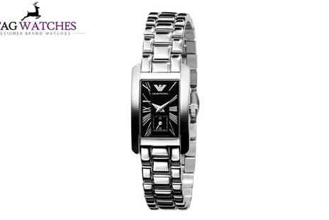 Stagwatches - Womens Emporio Armani Watch - Save 38%