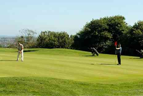 Calverley Golf Club - 18 Hole Golf for Two - Save 60%