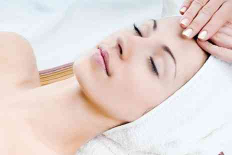 White & Beauty - Facial and Neck and Shoulder Massage - Save 30%