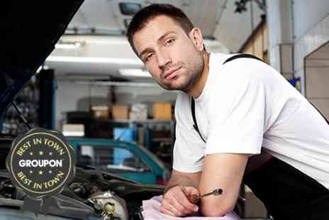 Cardiff Mot Service - MOT With Pick Up and Delivery  - Save 62%
