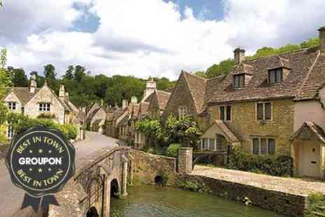 The Castle Inn - In Castle Combe One Night Stay For Two With Breakfast - Save 50%