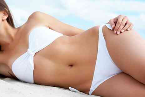 Roop Hair - Hollywood or Brazilian Wax Plus Under Arm and Eyebrow Threading - Save 32%