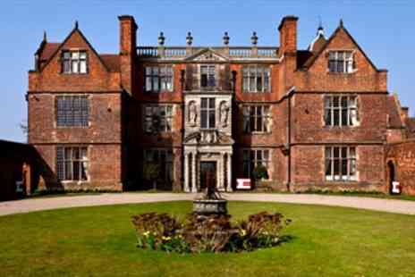 Castle Bromwich Hall Hotel - Gardens & Afternoon Tea for Two - Save 47%