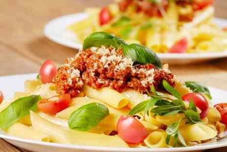 Parmesan and Pepper - Italian Lunch For Two - Save 50%