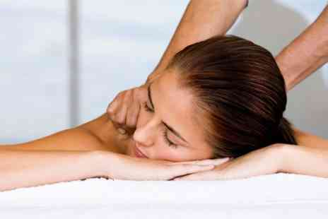 Sensique - Choice of Massage and Facial Plus Manicure and Pedicure - Save 30%