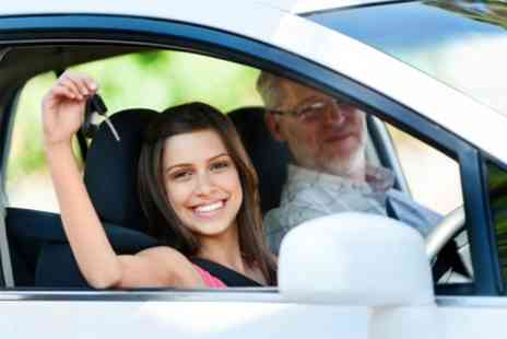 Riverside Driving Academy - Five Driving Lessons - Save 74%