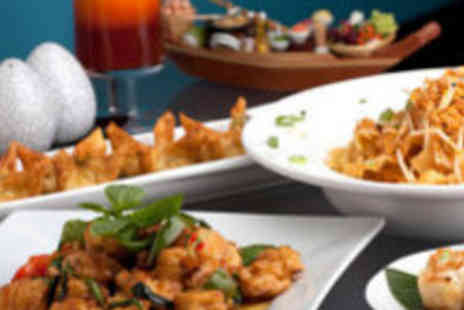 Thai River - Three-course meal - Save 64%