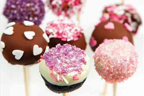 Cocoa-Bake - Cake Pop Shaping and Decorating Class For One - Save 58%