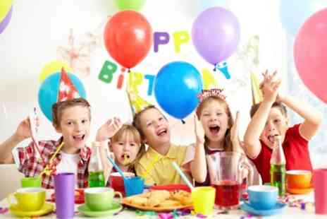 Cheeky Parties - Party For Up To Twenty Children - Save 34%