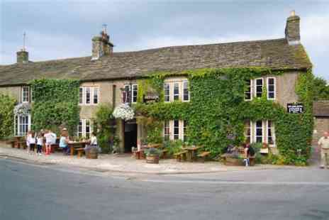 The Red Lion Hotel - In Yorkshire Dales One Night For Two With Breakfast - Save 22%