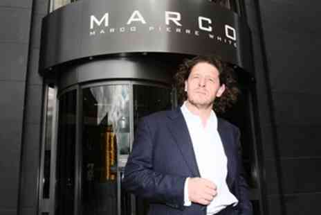 Marco - Marco Pierre White 3 Courses & Cocktail - Save 53%