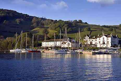 Low Wood Bay Hotel - Two night stay for two - Save 67%