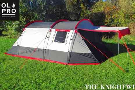 Olpro - Get a 3  Berth Tent for Trip - Save 39%