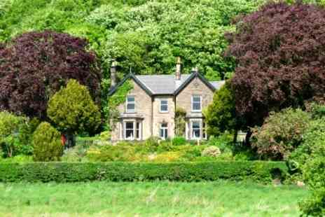 Holmefield Guesthouse - In Peak District Two Nights For Two With Breakfast - Save 50%