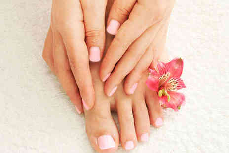 Lime Beauty & Holistics - Shellac Manicure or Pedicure - Save 60%