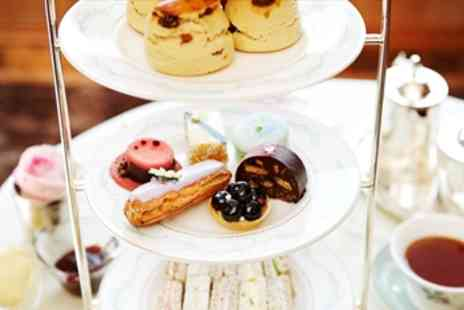 Copthorne Hotel - Afternoon Tea & Bubbly for Two - Save 63%