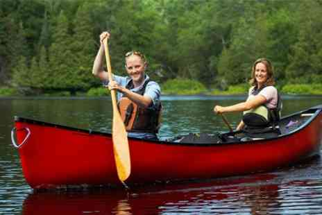 The Canoe Man - Afternoon Steam Railway Trip With Canoe Experience - Save 39%
