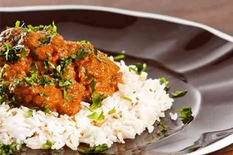 Rimjhim - Two Course Indian Meal For Two - Save 56%