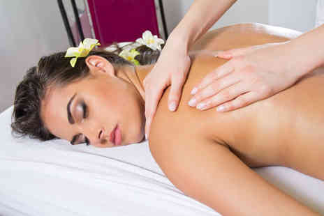 The Little Beautique - 30 minute mini facial and 30 minute back neck and shoulder massage - Save 68%
