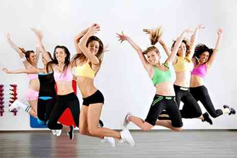 Liza Zumba classes - Ten Sessions of Zumba classes - Save 71%