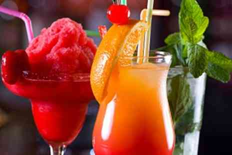 skm leisure - Four Cocktails to Share Between Two People - Save 64%