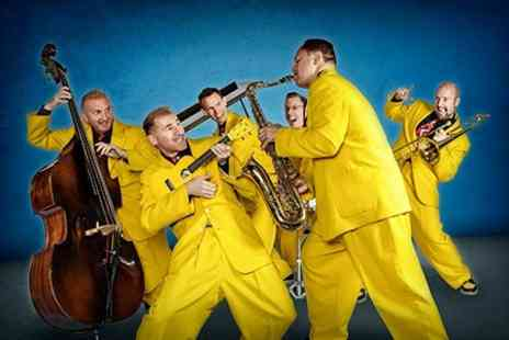 Rothes Hall - Ticket to The Jive Aces - Save 40%