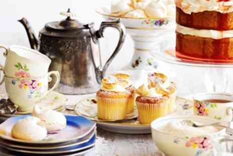 Wallsend Hall - Country House Champagne Afternoon Tea for 2 - Save 44%