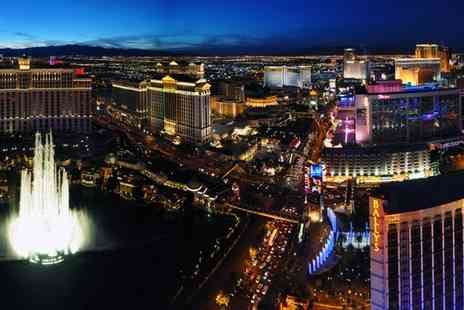 Jetline Holidays - Five Nights in Las Vegas with Flights - Save 24%