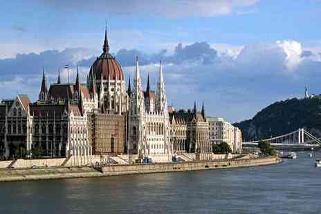 KPXTravel - Two night Budapest City Break with Flights - Save 34%