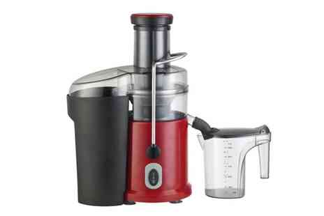 Electricgenie - Bosco Whole Fruit Juicer Including Delivery - Save 41%