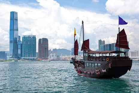 THG Holidays - Four night Hong Kong break including flights - Save 44%