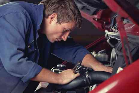 MK Automotive - Car service and MOT - Save 48%