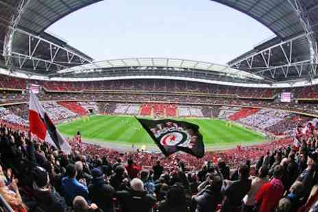 Saracens - Wembley Stadium Tickets Saracens v Toulouse Friday Night Cup Match - Save 50%